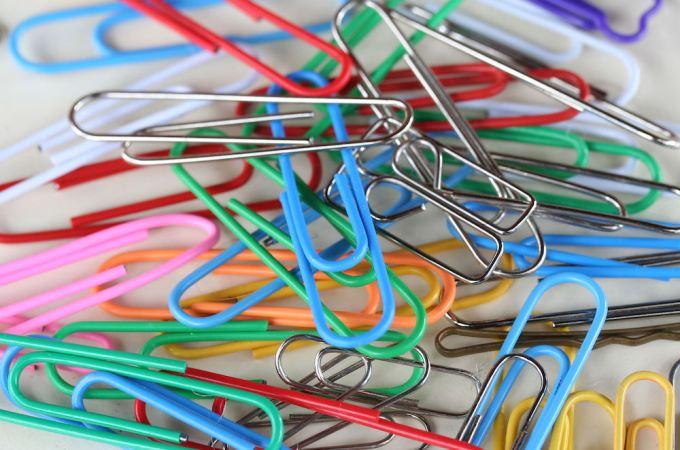 paper clips copy